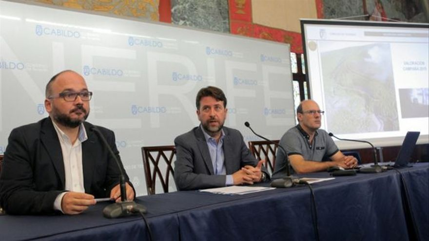 José Antonio Valbuena (izquierda) y Carlos Alonso, en una imagen de archivo