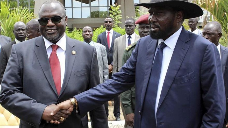 La oposición rechaza de nuevo reunirse con el equipo sursudanés para un diálogo de paz
