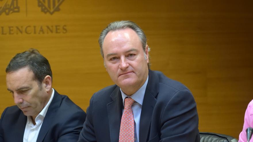 """Alberto Fabra defiende la utilidad Ciegsa y admite sobrecostes """"como ahora"""", pero """"justificados y dentro de la ley"""""""