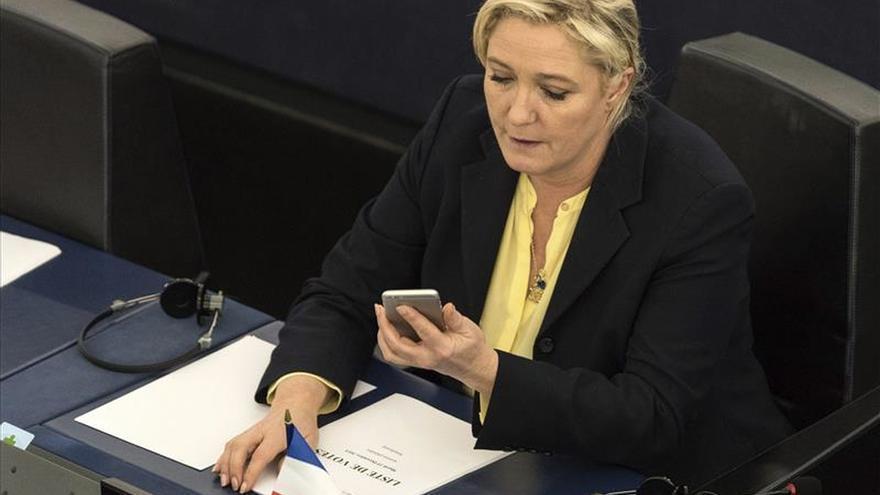 Marine Le Pen absuelta tras comparar rezos musulmanes con la ocupación nazi