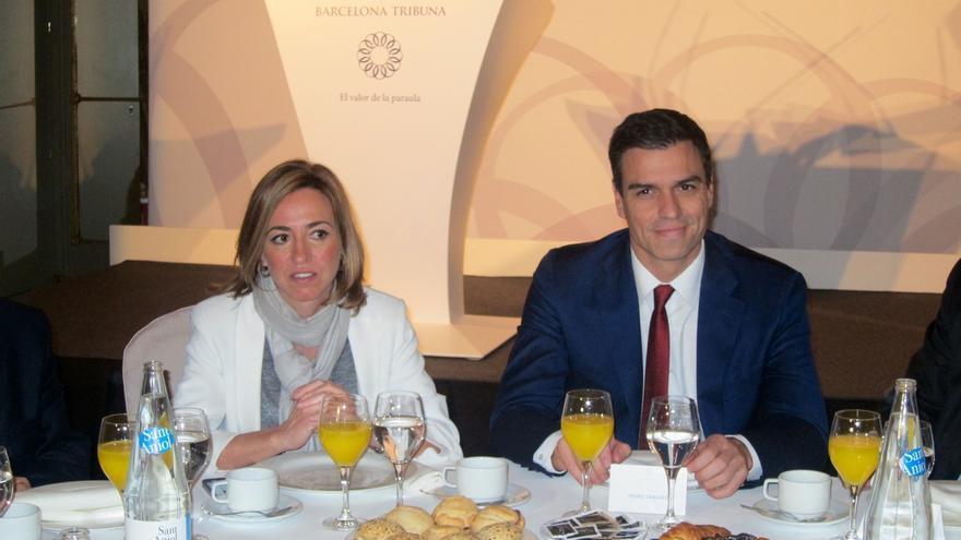 """Sánchez (PSOE) aspira a liderar un Gobierno """"monocolor"""", no un tripartito"""