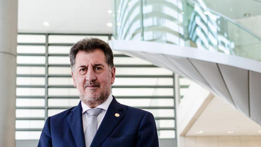 Amancio López Seijas, el 'Amancio de los hoteles' y amigo de Rajoy