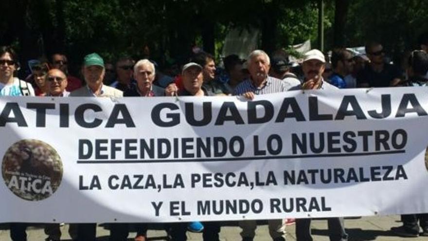 ATICA, convocantes de la manifestación contra los tres funcionarios de Agricultura