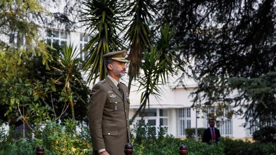 Felipe VI nombra al coronel Miguel Herráiz jefe de Seguridad de Casa del Rey