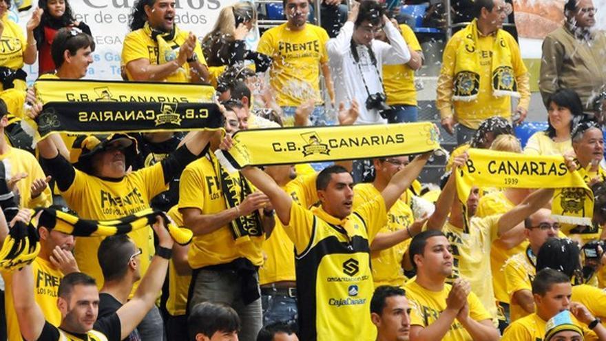 Del ascenso del Iberostar Canarias #3