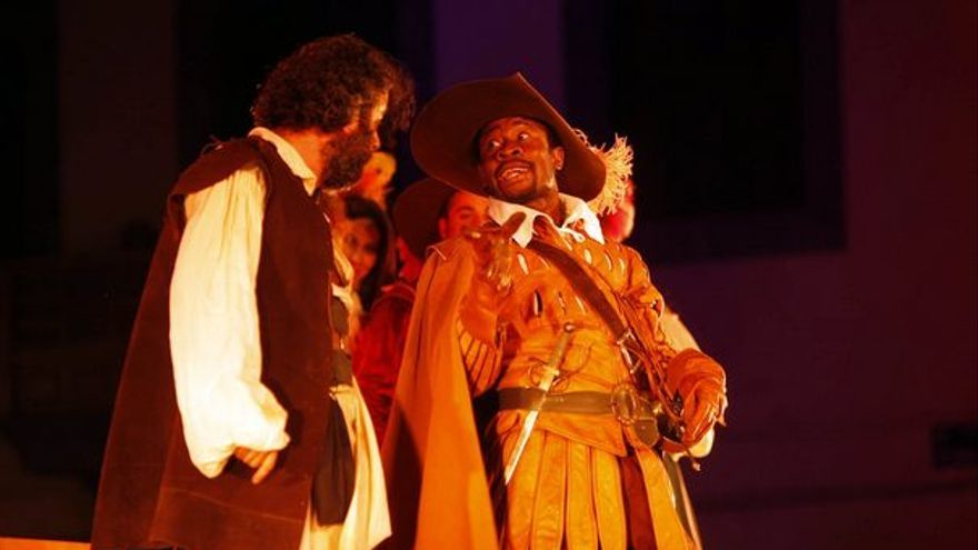 Del ensayo de 'Don Juan Tenorio' #5