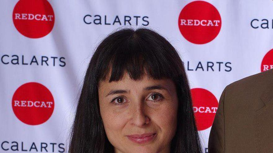 Ruth Estévez, nueva directora de Centro-Centro. / Ayuntamiento de Madrid