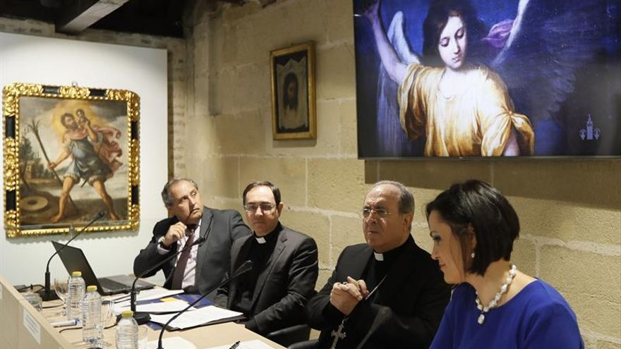 La catedral de Sevilla expondrá su colección de obras de Murillo