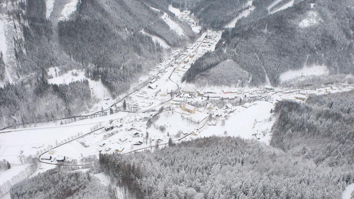 La temporada de nieve en los Alpes, por debajo de los 2.000 metros, disminuyó entre 22 y 34 días durante casi los últimos 50 años.