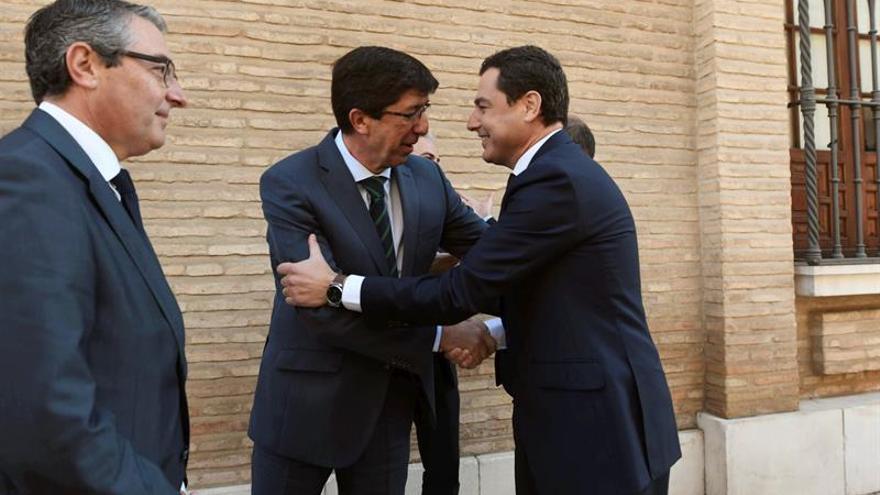 La Junta de Andalucía auditará 14 entes y bonificará el impuesto de Sucesiones