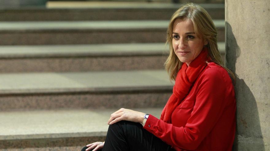 La diputada de IU en la Asamblea de Madrid Tania Sánchez. / Marta Jara