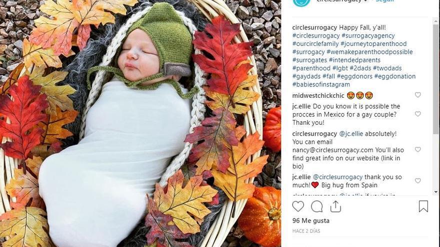 Una publicación de Circle Surrogacy en instagram