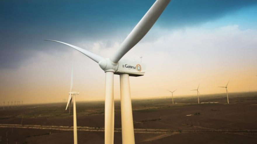 Será Siemens Gamesa quien suministrará las 100 turbinas de 3 MW cada una que se instalarán