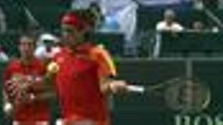 España semifinal Copa Davis