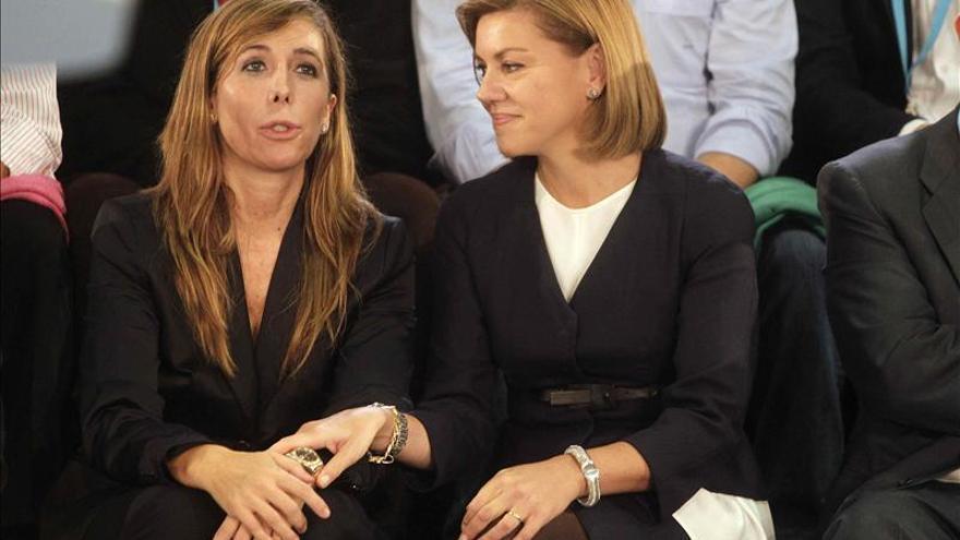 """Sánchez Camacho asegura que """"el PP va a demostrar a millones de catalanes que no están solos"""""""