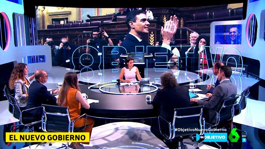 El Objetivo de Ana Pastor sobre el nuevo Gobierno de Sánchez
