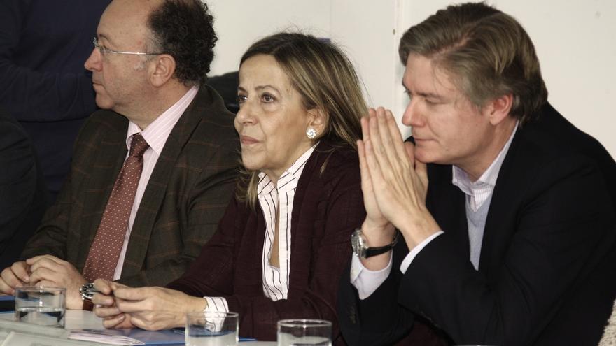 """La actual tesorera del PP dice que """"no entregan sobresueldos"""" y se desvincula de las cuentas de los grupos municipales"""
