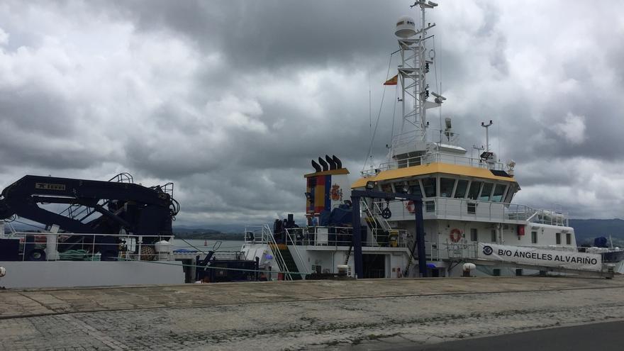 Expertos del IEO creen que algunas zonas de El Cachuco se podrán abrir a la pesca