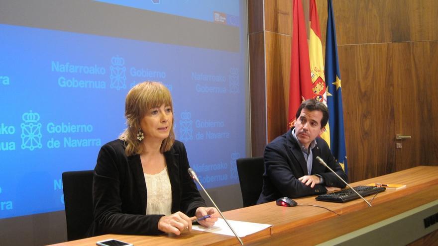 """Un plan coordinará la actividad de las entidades en la UE para """"mejorar la marca Navarra y lograr más fondos"""""""