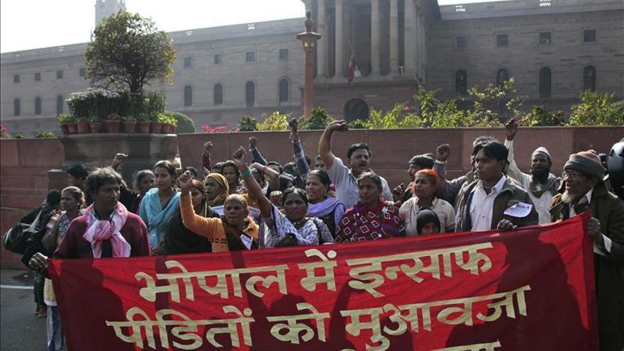 Bhopal reclama justicia 30 años después del mayor desastre industrial indio