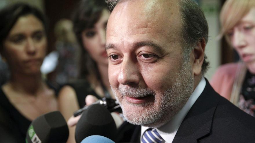 José Andrés Torres Mora, portavoz del Grupo Socialista en la Comisión de Cultura en el Congreso   EFE