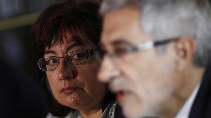 El partido de Llamazares llama a una concentración contra Rajoy la víspera de la investidura