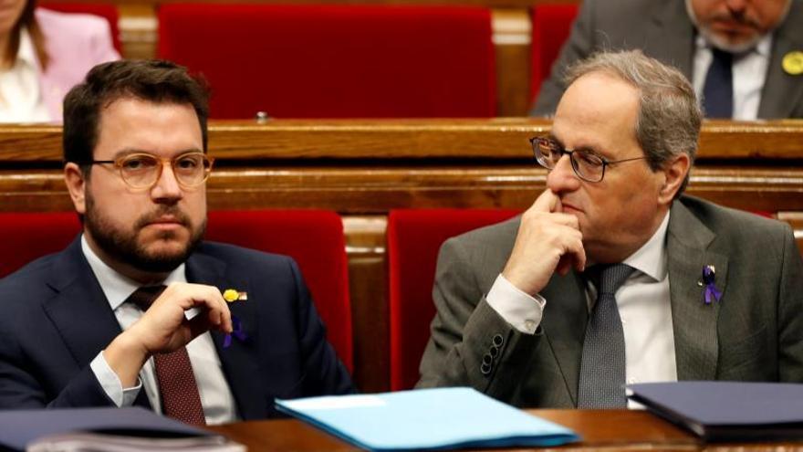 ¿'Procés' aparcado? Así puede cambiar la política catalana según sus líderes