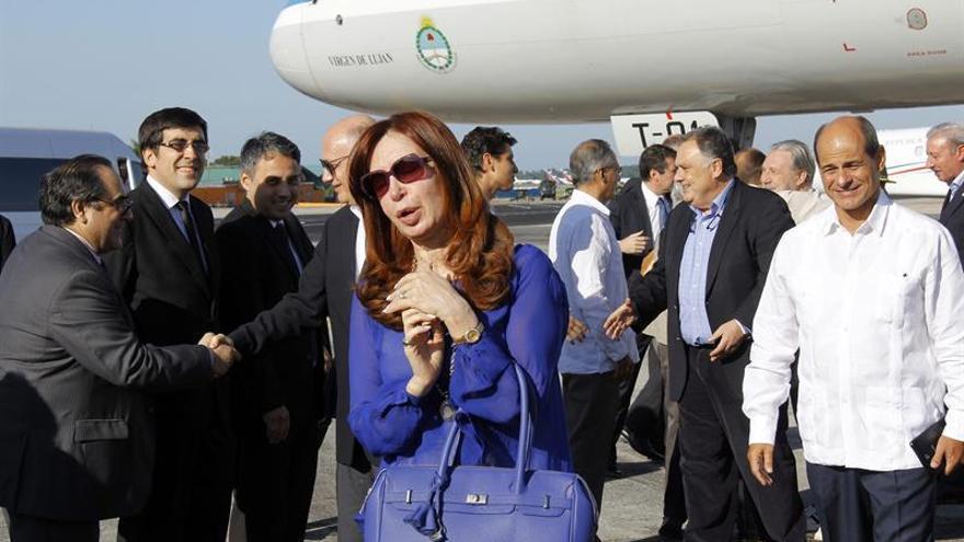 """Fernández atribuye a """"una maniobra"""" su procesamiento y el millonario embargo"""