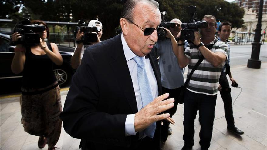 Suspenden la entrada en prisión de Carlos Fabra ante su petición de indulto