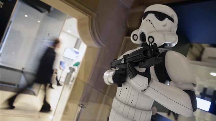"""Una iglesia protestante de Berlín acoge este domingo una misa """"Star Wars"""""""