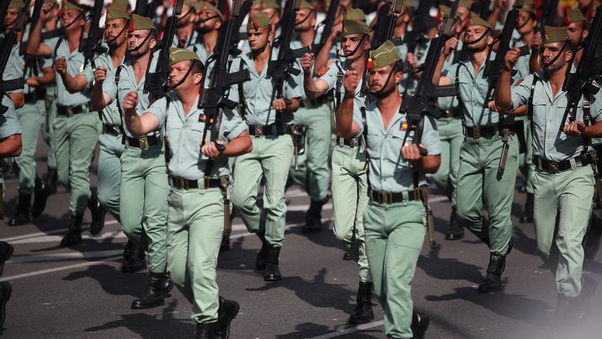 El desfile militar del 12 de octubre costó casi 670.000 euros