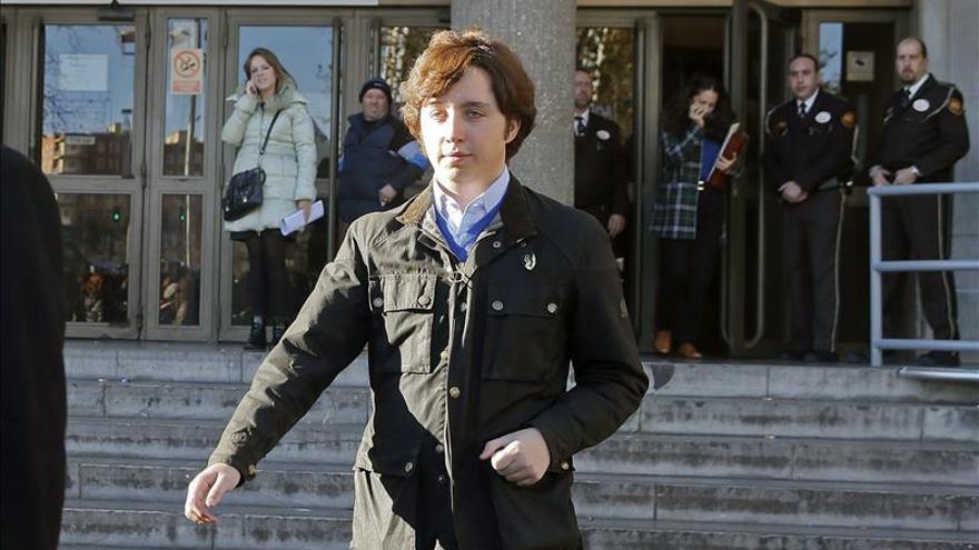 """El juez que investiga al """"pequeño Nicolás"""" recibe el audio con la charla entre el joven y De la Rosa"""