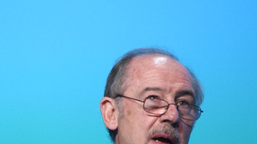 Presidente de Caja Madrid, Rodrigo Rato