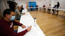 La Xunta propone destinar fondos europeos y un préstamo a la modernización de Alcoa
