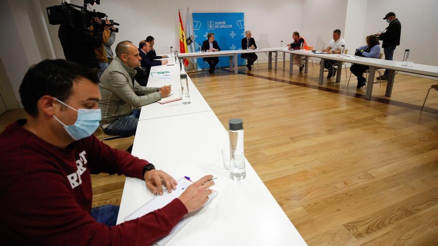Reunión de Xunta y comité de empresa de Alcoa