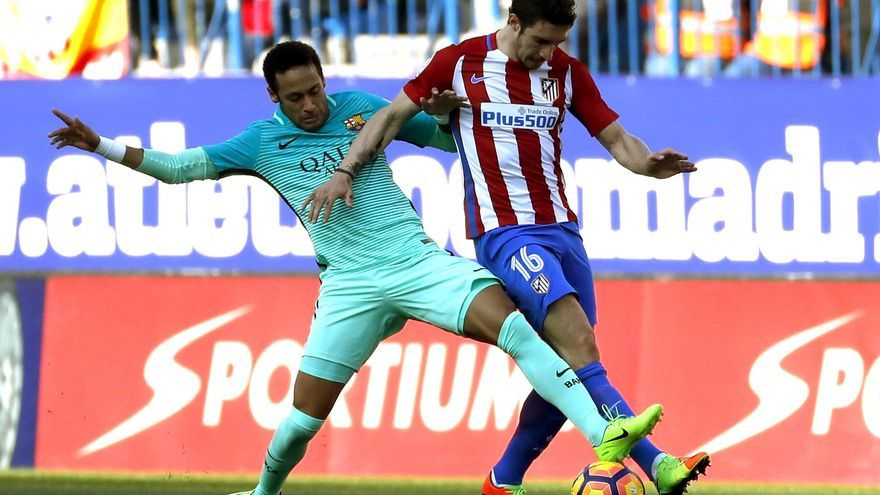 Atlético y Barça cumplieron con lo esperado en su enfrentamiento.