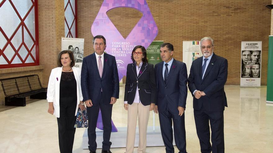 Inauguran el VIII Congreso de Estudio de la Violencia contra Mujeres con el reto de desarrollo pleno del Pacto de Estado