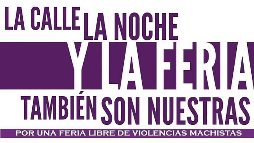 """La Feria de Sevilla contará con un """"punto morado"""" para asistir a posibles víctimas de agresiones sexuales y de acoso"""