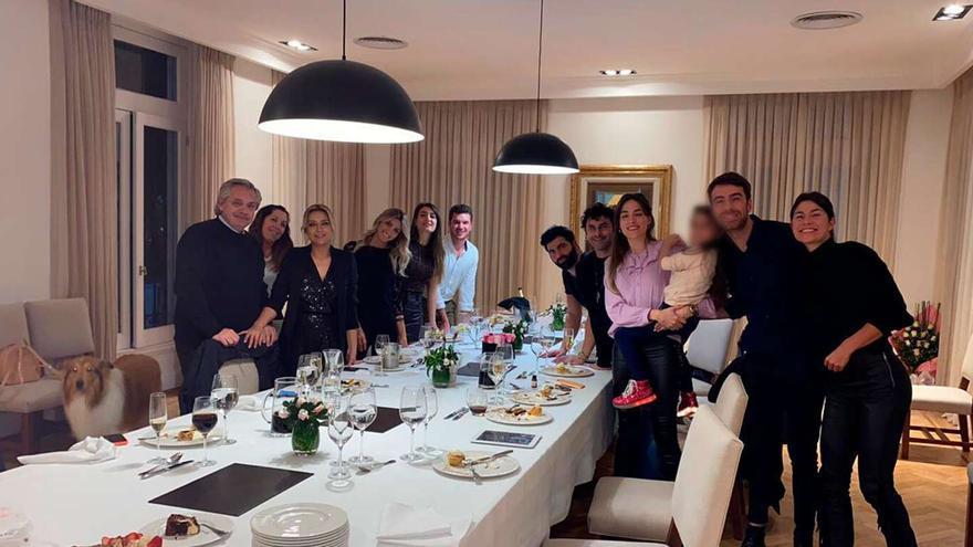 La foto que avivó el debate sobre los ingresos a la residencia de Olivos en plena cuarentena