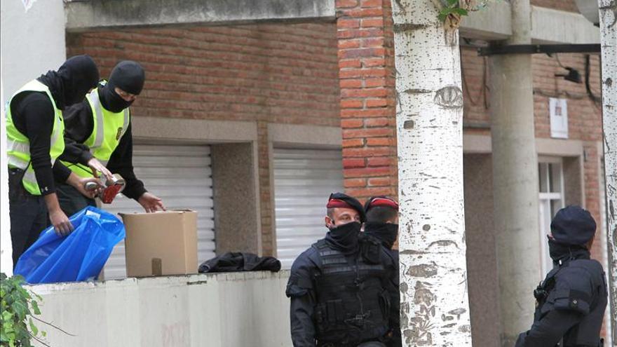 Pedraz interroga hoy a los cinco anarquistas detenidos por terrorismo