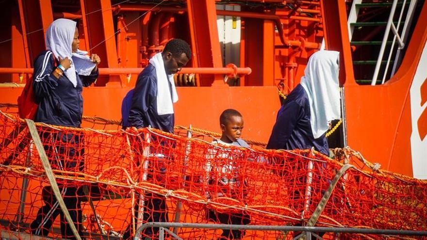 Un total de 3.115 inmigrantes han muerto en el Mediterráneo en 2017