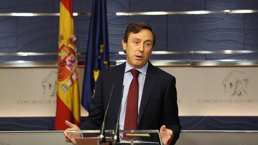 """Hernando (PP) espera que la """"responsabilidad"""" en las votaciones del Congreso inicie una legislatura de acuerdos"""