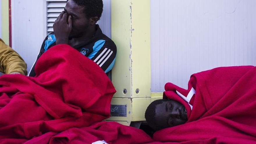 26 personas desaparecidas tras el naufragio de una patera en la costa de Alhucemas