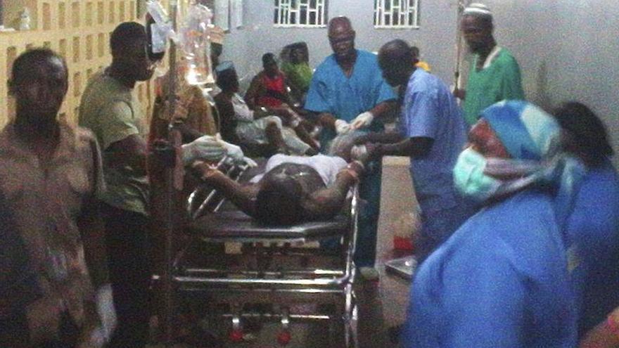 Ascienden a 45 los muertos en el doble atentado del viernes en Nigeria