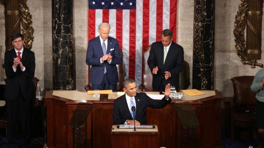 Obama advierte al Congreso que vetará las sanciones a Irán durante las negociaciones