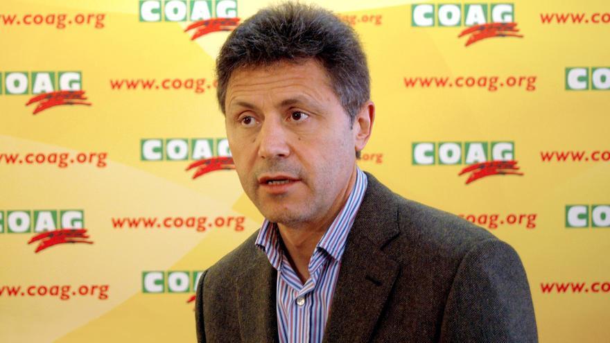 Miguel Blanco, secretario general de COAG