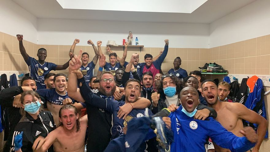 El Marino vuelve a conocer la victoria