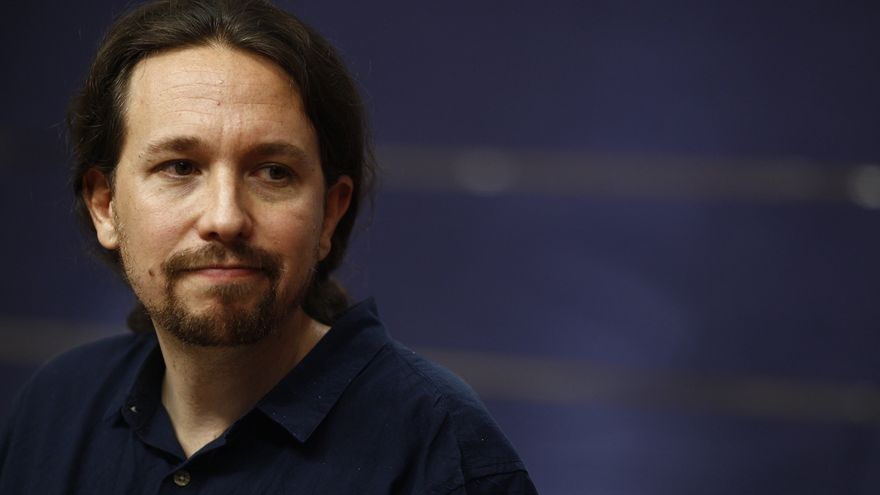 Pablo Iglesias se vuelca con Ramón Espinar en plenas de primarias de Madrid tras la polémica de su piso protegido