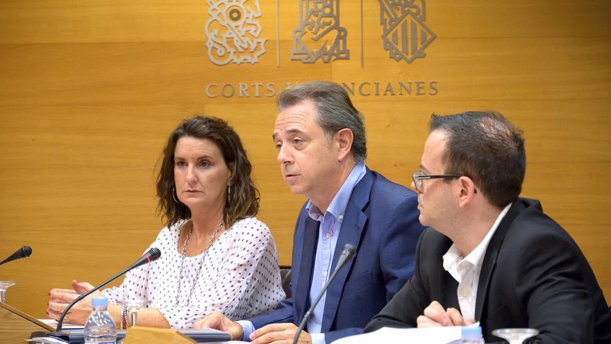 El secretario autonómico de Comunicación, José Maria Vida, defiende que Presidencia no ha retrasado las emisisones de Àpunt