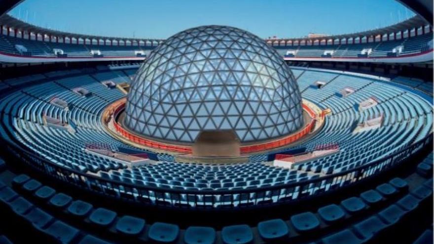 La Plaza de Toros de Bilbao instalará una cúpula climatizada en el ruedo para acoger eventos de hasta 4.000 personas
